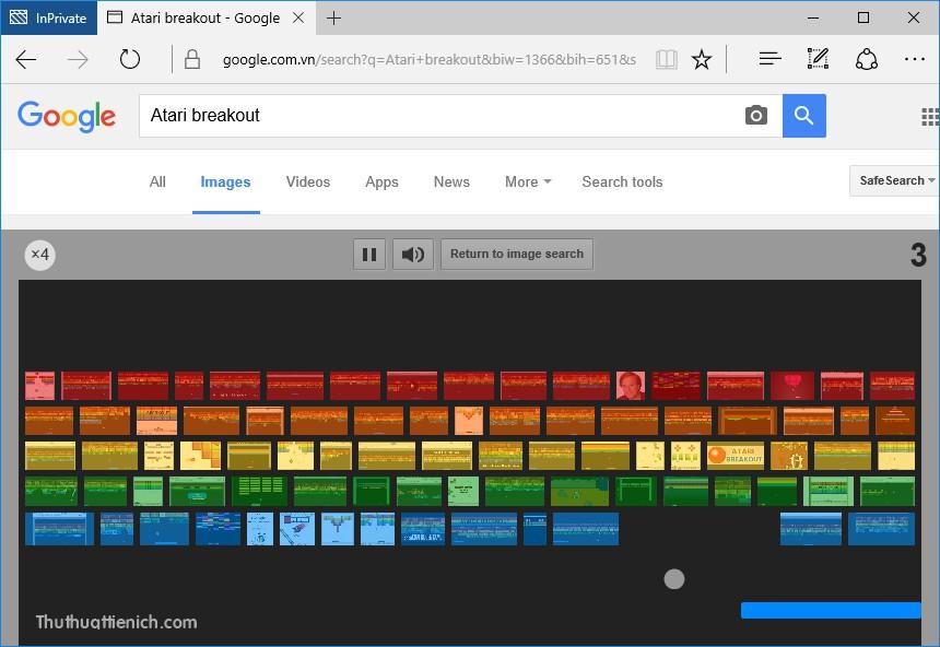 """Những game """"ẩn"""" bạn có thể chơi trực tiếp trên Google.com, Chrome, Android"""