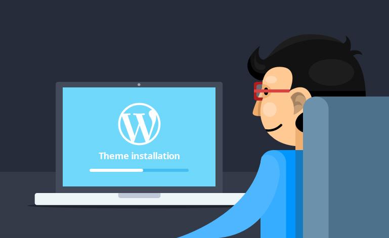 Nên sử dụng giao diện WordPress đơn giản