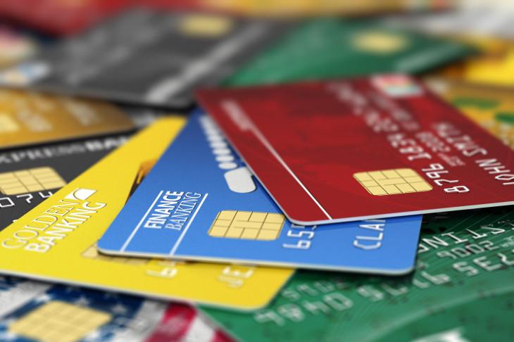 Fake credit cards