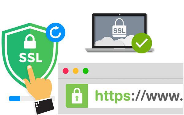 Những cách bảo mật web ssl và lợi ích trong seo